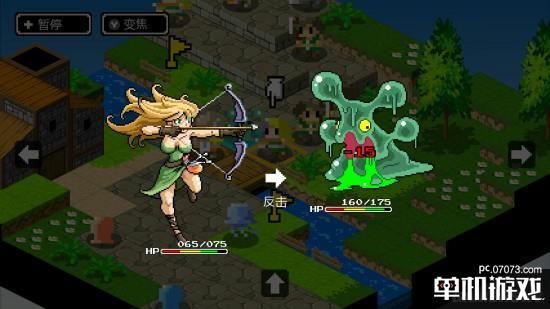 上线steam 像素风格的角色扮演类游戏