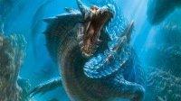 《怪物猎人:世界》原型新演示 霸气海龙秒杀蛮颚龙