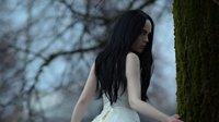 战斗民族《巫师3》白狼和薇瑞娜COS 诡异狰狞超还原