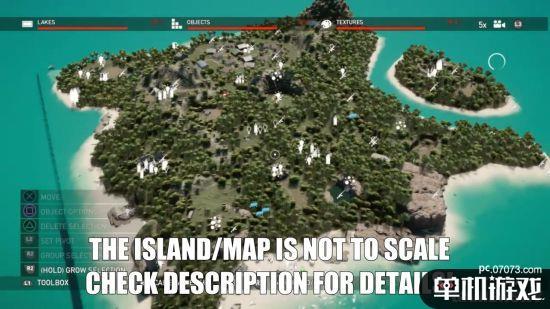玩家《孤岛惊魂5》打造美剧《迷失》的小岛 细节还原度爆表