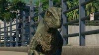 《侏罗纪世界:进化》新演示 迅猛龙登场张牙舞爪