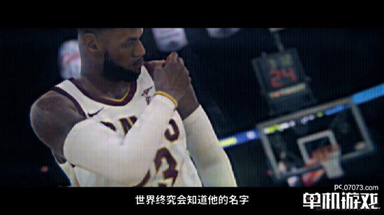 NBA 2K19 正式公布 PS国行版由星游纪发行