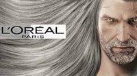 """《巫师3》MOD给白狼头发""""加特技"""" 很柔很亮"""