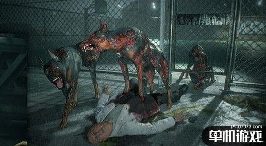 《生化危机2:重制版》新杂志图 艾达王现身 里昂遭遇丧尸犬