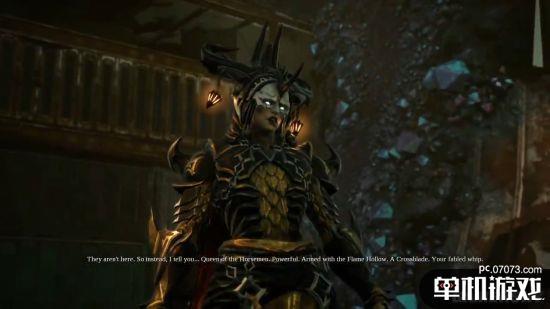 《暗黑血统3》七宗罪boss