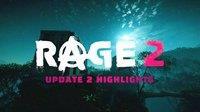 《狂怒2》更新预告 多周目玩法及超难模式