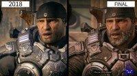 《战争机器5》E3预告对比最终版 验验是否货真价实