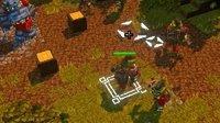 大神把《我的世界》做成了RTS游戏