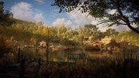 《刺客信条:英灵殿》创意总监介绍定居点 可以钓鱼享受慵懒周末