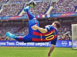 实况足球2017游戏截图