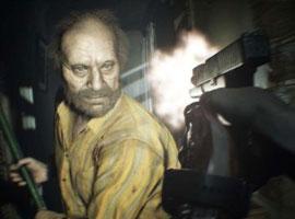 生化危机7游戏场景截图