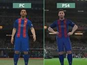 《实况足球2017》PC/PS4/XboxOne画质对比 PC玩家惨遭歧视!