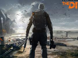 全境封锁游戏原画