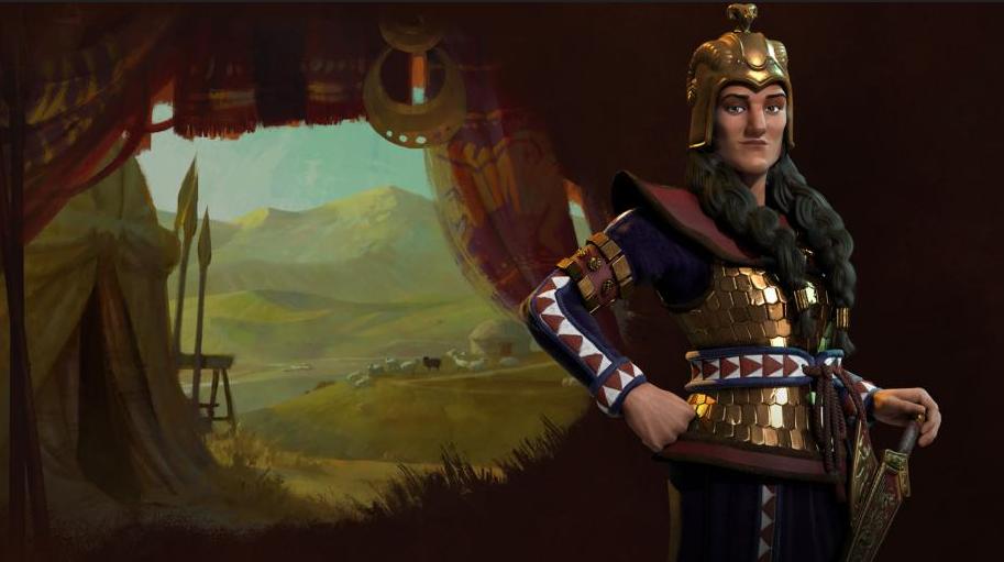 文明6首领大图壁纸2