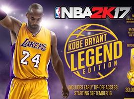 NBA2K17利来国际下载原画