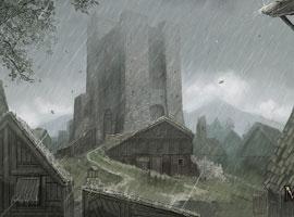 骑马与砍杀游戏原画