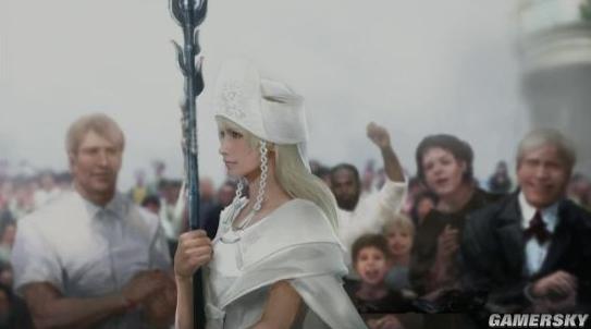 最终幻想15新可操纵角色曝光 终于能玩女龙骑了