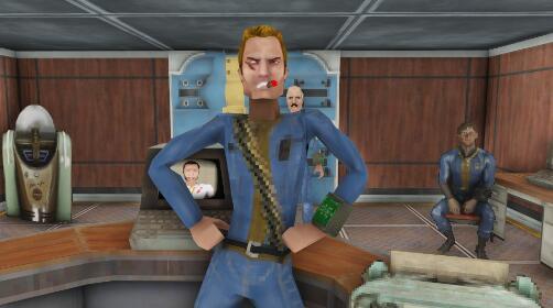 《辐射4》90年代风格Mod 画面变渣玩家能否适应?
