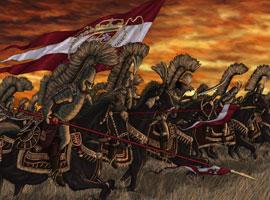 骑马与砍杀波兰翼骑兵游戏截图