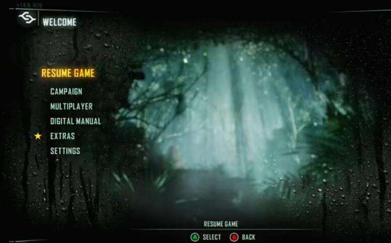 《孤岛危机3》正式版初体验视频