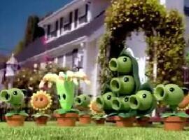 植物大战僵尸2:奇妙时空之旅宣传影像