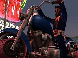 侠盗猎车手圣安地列斯摩托车高清图片