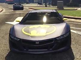 侠盗猎车手5蝙蝠侠MOD独缺耳朵