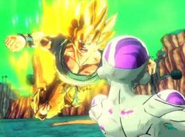 龙珠:超宇宙高清战斗截图分享