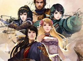 轩辕剑6游戏原画