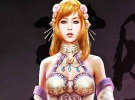 轩辕剑6游戏角色宣传画