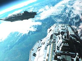使命召唤13宇宙超逼真游戏截图