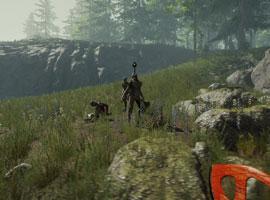 森林游戏画面展示