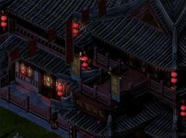 洛川群侠传游戏高清壁纸二