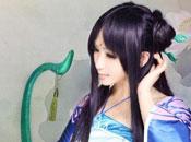 仙剑奇侠传4女主柳梦璃各类唯美Cos欣赏