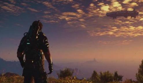 """无人机来啦《正当防卫3》将推出""""天空堡垒""""扩展包"""