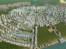 城市:天际线游戏壁纸