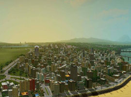 城市:天际线超大城市