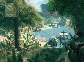 狙击手幽灵战士游戏截图