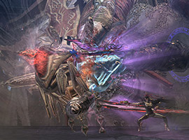 猎天使魔女PC版游戏截图