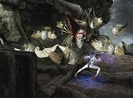 猎天使魔女PC版序章剧情