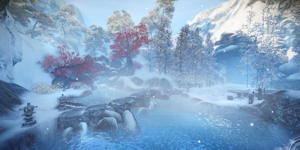 古剑奇谭2游戏场景截图