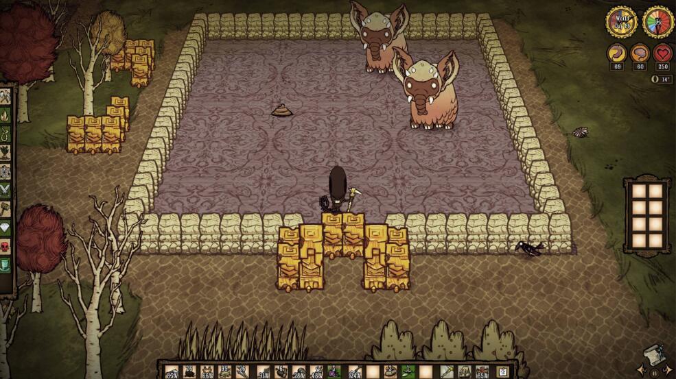 饥荒:联机版游戏截图