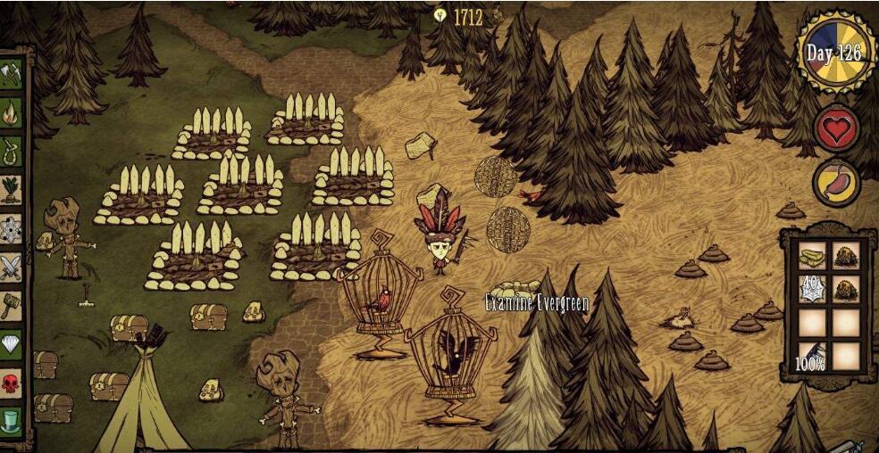 饥荒:联机版游戏截图分享
