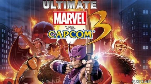 漫画英雄vs卡普空3正式登陆Steam 预售价95元
