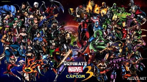 漫画英雄vs卡普空3PS4版变成M级!无奈只能跳票
