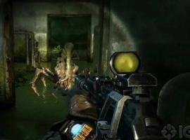 地铁:最后的曙光惊心游戏演示 不只是射击