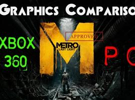 地铁:最后的曙光PC、Xbox360画质对比