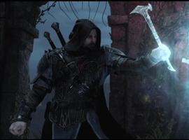 《中土世界:暗影魔多》预告 肆意斩杀巨兽