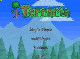 泰拉瑞亚游戏截图