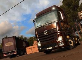 欧洲卡车模拟2游戏壁纸